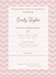 wedding brunch invitations wording bridal luncheon invitation wording kawaiitheo