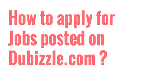Put My Resume Online by How To Apply For Jobs At Dubizzle Com Youtube
