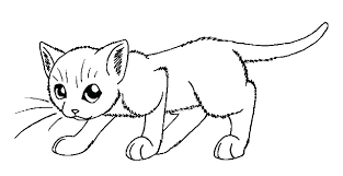 coloring page of a kitty cats coloring page cat coloring pages cat coloring pages cat free