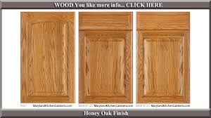 finished oak kitchen cabinets 613 oak cabinet door styles and finishes maryland kitchen