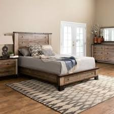 Natural Pine Bedroom Furniture by Furniture Of America Barelle I Cherry Finish Solid Wood 3 Piece