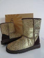s ugg australia sale ugg australia leather pull on boots for us size 5 ebay