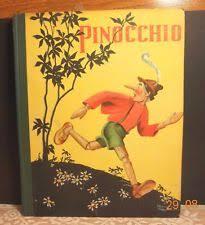pinocchio 1939 book ebay