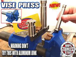 Bench Punch Press 8 Mm Bench Vise Hammer Punch Press