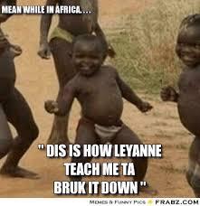 African Child Meme - african child meme
