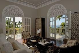 Plantation Home Interiors by The Peninsula House U2013 A Plantation Style Mansion Set At Samana