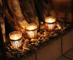 Romantic Bathroom Decorating Ideas Engaging Vintage Bathroom Decors With Beautiful Candles In