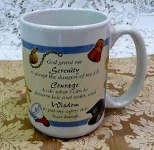 serenity prayer mug mugs ebay