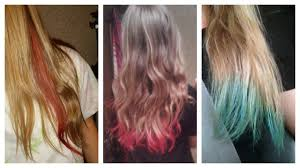What Color To Dye Your Hair Hair Color With Kool Aid In 2016 Amazing Photo Haircolorideas Org
