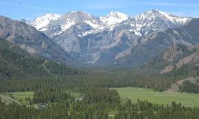 Wyoming forest images Shoshone national forest in wyoming alltrips jpg