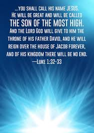 son of the most high god