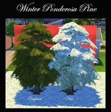 mod the sims winter garden items