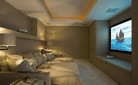 elegant home theater rooms design ideas on small home decoration