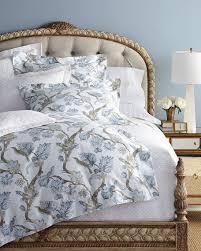 Neiman Marcus Bedding Sferra Mystic Bird Bedding