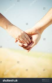 Wedding Ring Hand by Closeup Holding Hands Wedding Ring Stock Photo 40361257 Shutterstock