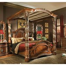 Fresh Canopy Beds At Rooms To Go Bed Bedding  Idolza - California king size canopy bedroom sets