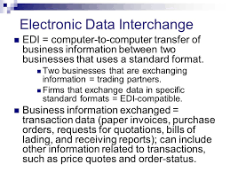 business to business strategies from edi to electronic commerce