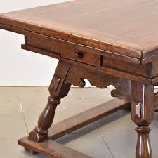original swiss extending table antique furniture