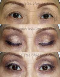 subtle defined and opened eye look for the mature wise eyes
