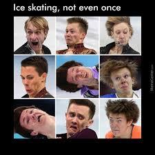 Figure Skating Memes - faces of ice skating by nidla meme center