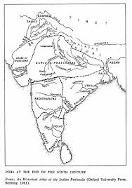 Gujarat Map Blank by Part1 01