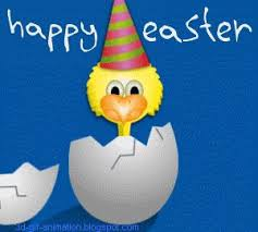 432 best saludos images on happy easter eggs and