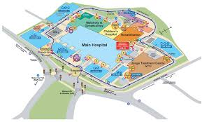 Site Map Maps Derby Teaching Hospitals Nhs Foundation Trust