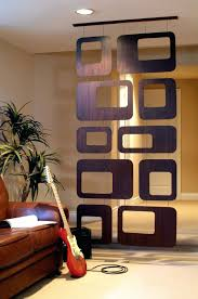 retractable room divider residential stunning dividers
