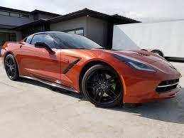 2015 corvette stingray price 2015 corvette stingray with z51 daytona sunrise orange