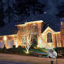 amazon com christmas laser lights outdoor projector waterproof