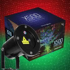 x500 laser light projector