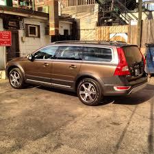 volvo station wagon 2007 capsule review 2013 volvo xc70 t6 polestar brown wagon edition