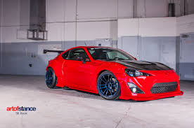 toyota frs car openroad autogroup rocket bunny scion frs mppsociety