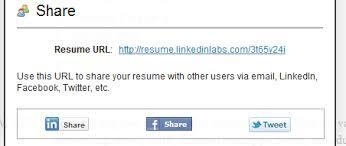 Linkedin Labs Resume Builder Resumes And Hackdays Official Linkedin Blog
