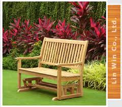 lin win company teak garden furniture