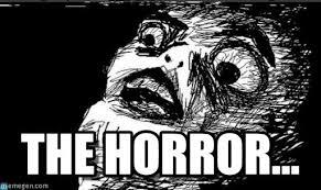 Meme Rage - the horror gasp rage face meme on memegen