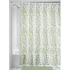 Peva Shower Curtain Liner Interdesign Shower Curtains Interdesign Shower Curtain Liners