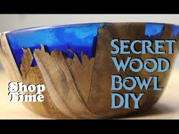 wood bowl secret wood bowl diy
