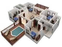 100 3d floor plan app more bedroom 3d floor plans clipgoo