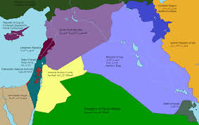 Middle East Region Map by Middle East De Jure By Bolter21 On Deviantart