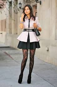 eye pattern tights 25 ways to wear tights 2018 fashiontasty com