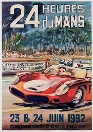 the best places office de tourisme le mans 72 visites scanzen 1962 24 heures du mans poster by michel beligond
