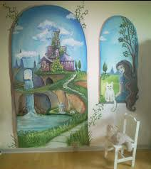 castle mural by maggiewallpainting on deviantart castle mural by maggiewallpainting