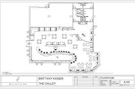bar floor plans restaurant design the galley kaiser bar floor restaurant