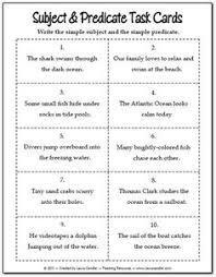 writing good sentences worksheets for esl third grade students