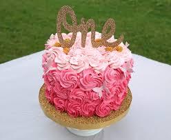one cake topper glitter one cake topper lebonbontree