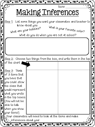 3rd grade inferencing worksheets super teacher worksheets