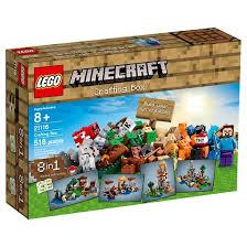target black friday deals lego lego minecraft creative adventures crafting box 21116 target