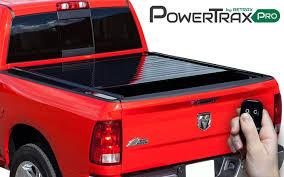 Truck Bed Covers Retrax Powertrax Pro Tonneau Cover Retractable Tonneau Cover