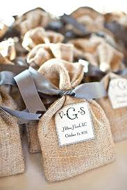 rustic wedding favor ideas rustic wedding shower favors rustic burlap and lace wedding favor